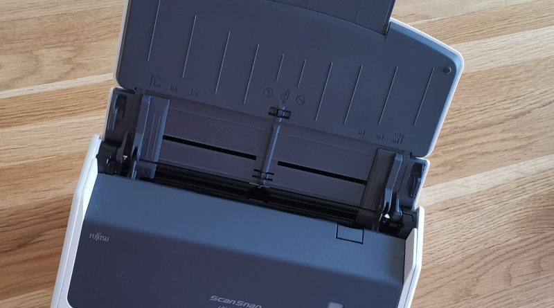 Produkt des Monats: ScanSnap iX1400 von Fujitsu