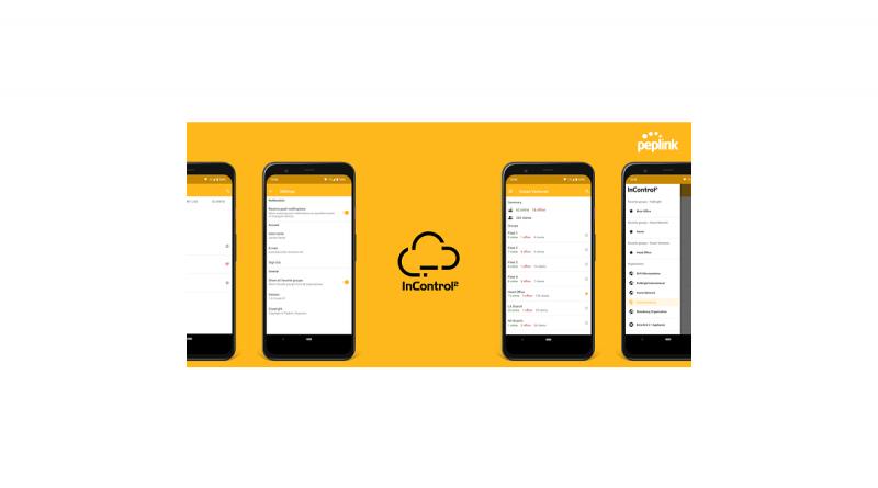 Peplink bringt InControl-App für Android