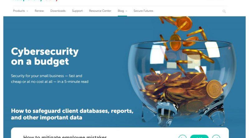 Kaspersky bündelt Sicherheitstipps für KMU in einer Plattform