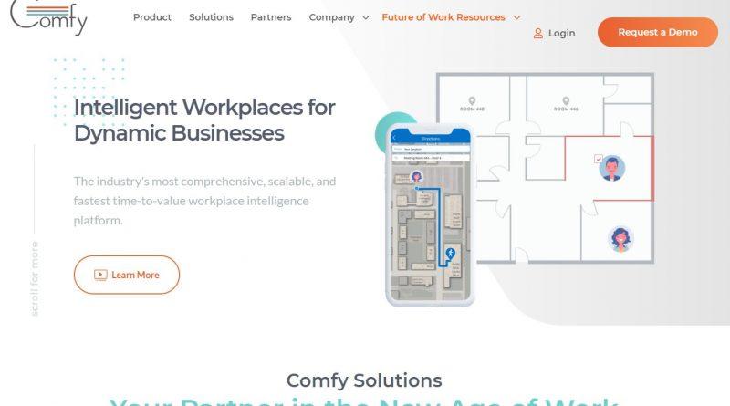 Flexible Spaces 2.0 von Comfy | Enlighted