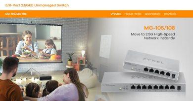 Multi-Gigabit-Switches von Zyxel