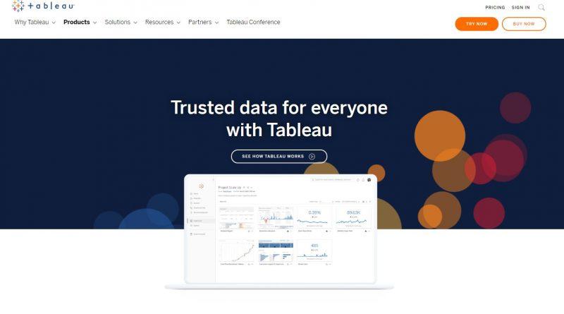 Tableau verbessert die Datenanalyse mit neuen Innovationen