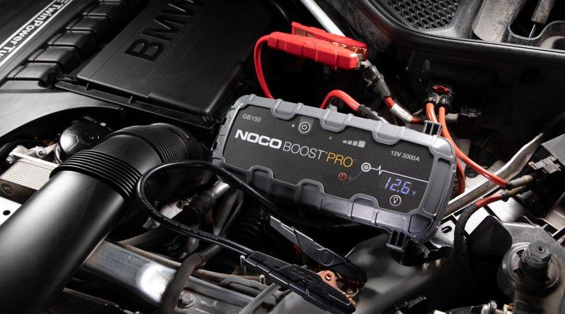 Produkt des Monats: Starthilfe und Powerbank in Einem – Noco Boost Pro GB150