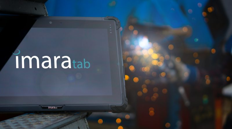Extrem robustes Tablet